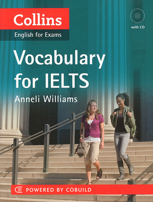 Vocabulary For IELTS (+ CD) | Williams Anneli #1