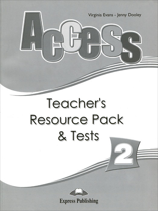 Access 2: Teacher's Resource Pack & Tests #1