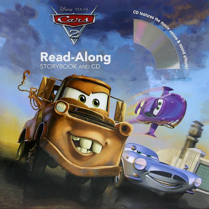 Cars 2 Read-Along Storybook (+ CD) #1