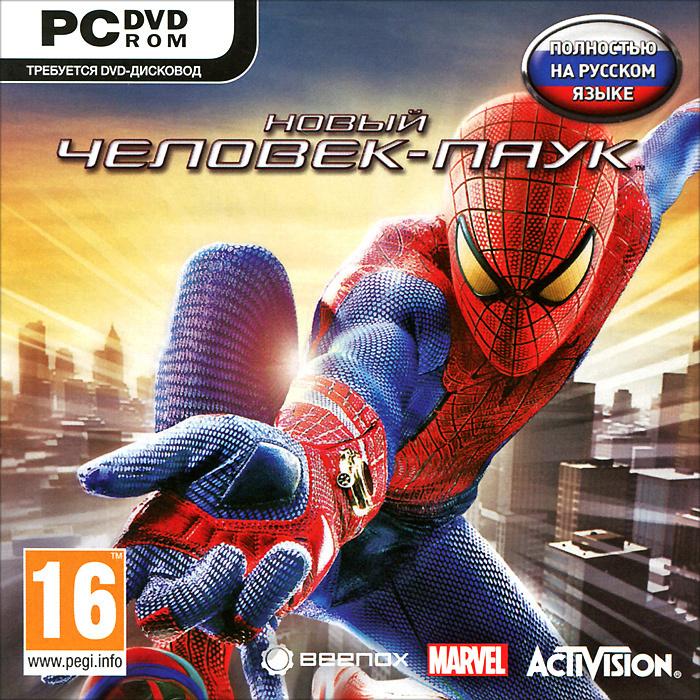 Игра Новый Человек-паук (PC, Русская версия) — купить в ...