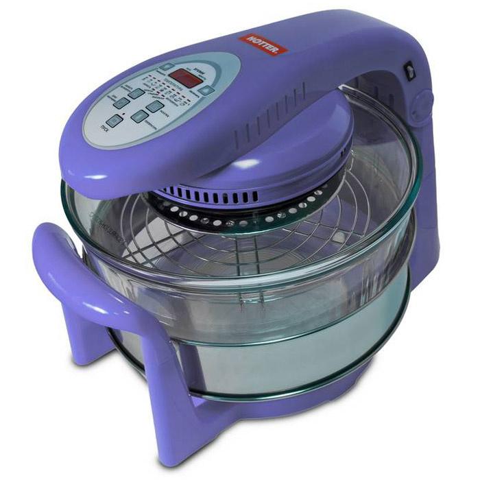 Аэрогриль / конвекционная печь Hotter HX-1087 Tiger, фиолетовый #1