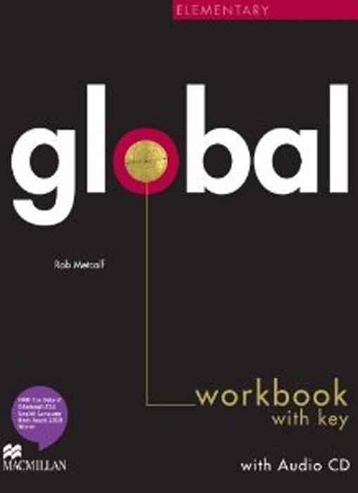 Global Elementary: Workbook with Key (+ CD-ROM) | Clandfield Lindsay, Пикеринг Кейт #1