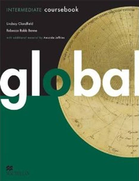 Global: Coursebook with eWorkbook Pack: Intermediate Level | Benne Rebecca Robb, Clandfield Lindsay #1