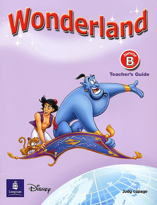 Wonderland: Junior B: Teachers Book | Copage Judy #1