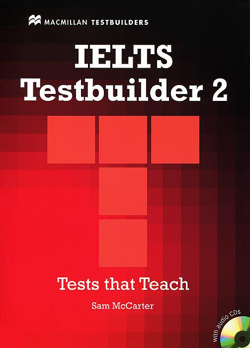IELTS Testbuilder 2 (+ 2 CD-ROM)   МакКартер Сэм #1