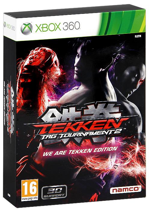 Игра Tekken Tag Tournament 2 (XBox360), Русская версия #1