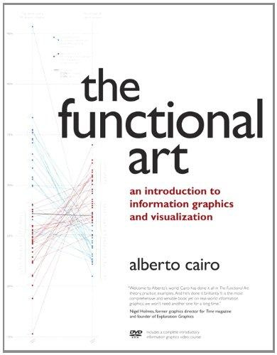 The Functional Art: An introduction to information graphics and visualization | Cairo Alberto #1