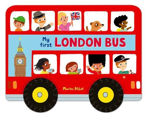My First London Bus #1
