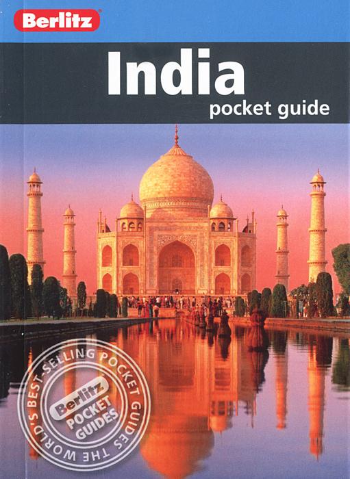 India: Berlitz Pocket Guide | Altman Jack #1