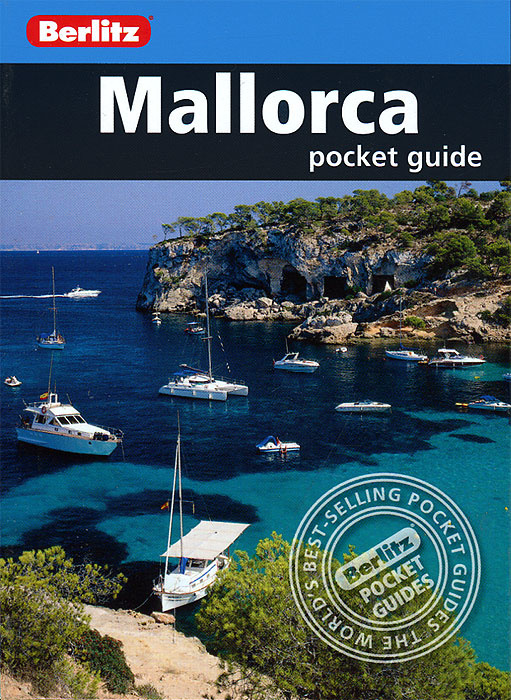 Berlitz: Mallorca Pocket Guide | Баррет Пэм #1