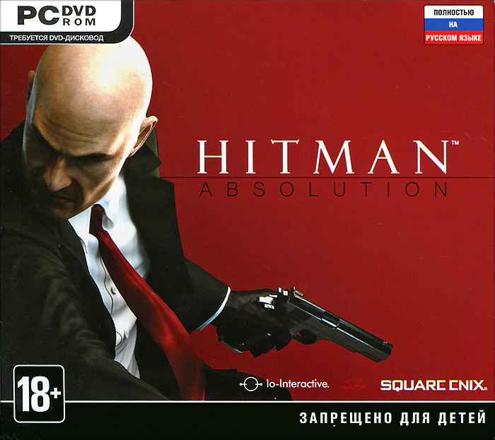 Игра Hitman: Absolution (PC #1