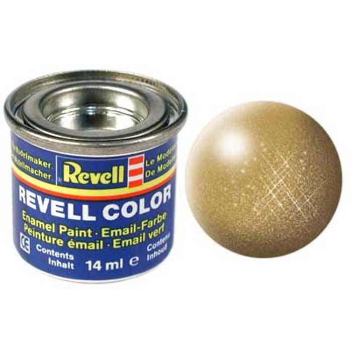 Revell Краска для моделей №94 цвет золотой металлик 14 мл #1