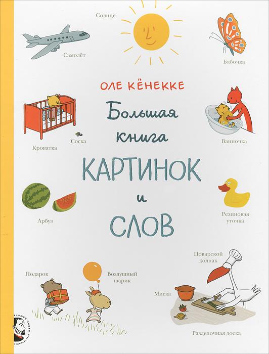 Большая книга картинок и слов #1