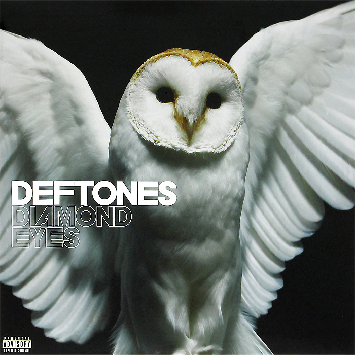 Deftones. Diamond Eyes. Limited Edition (LP) #1
