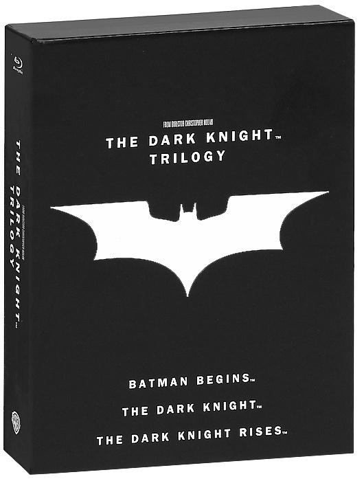 Темный рыцарь: Трилогия (5 Blu-ray) #1
