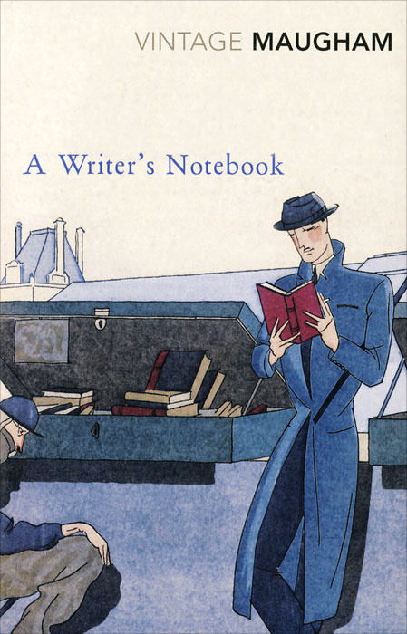 A Writer's Notebook   Моэм Уильям Сомерсет #1