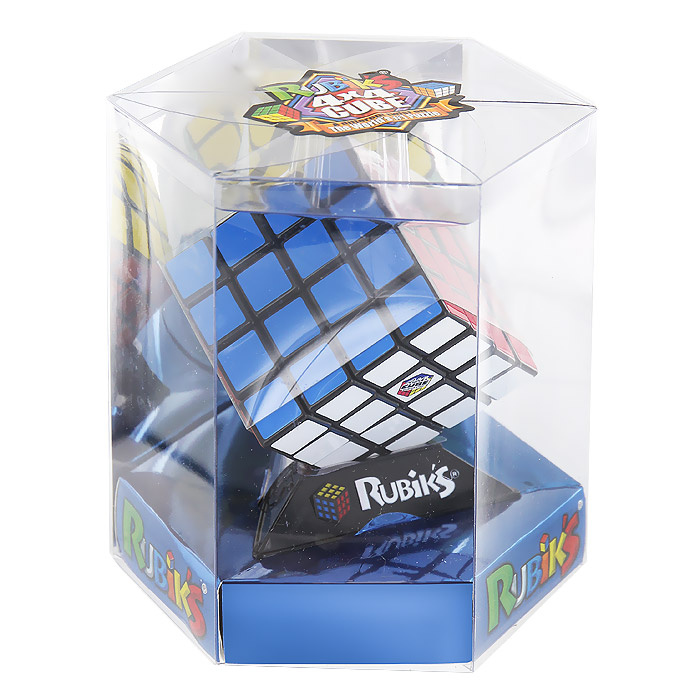 Кубик Рубика, 4х4, юбилейная версия #1