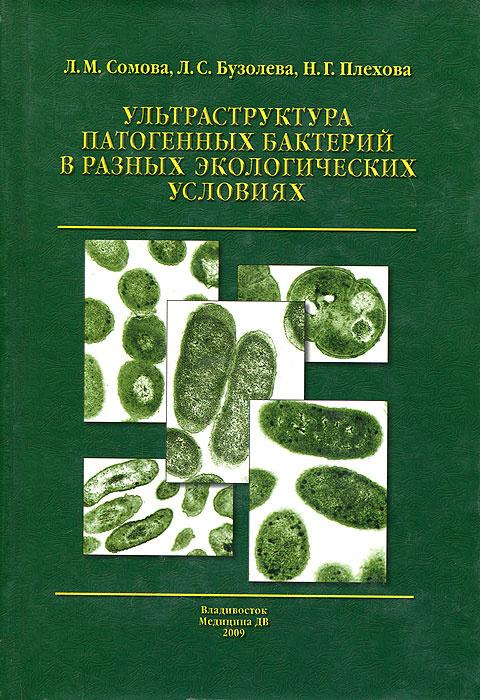 Ультраструктура патогенных бактерий в разных экологических условиях | Сомова Лариса Михайловна, Плехова #1
