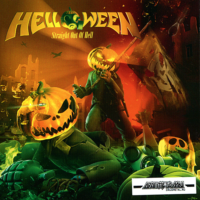 Helloween. Straight Out Of Hell #1