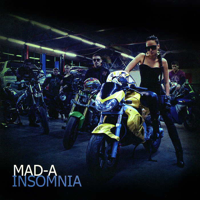 Mad-A. Insomnia #1