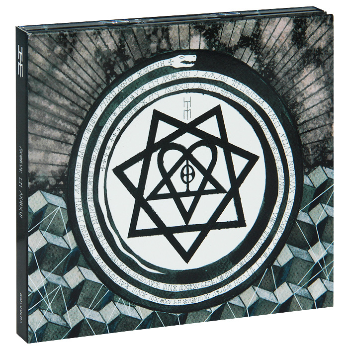 HIM. Tears On Tape. Limited Deluxe Edition (CD + DVD) #1
