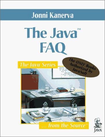 The Java FAQ #1