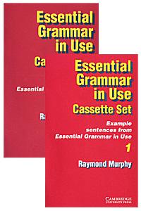 Essential Grammar in Use Cassette Set. Example Sentences from Essential Grammar in Use (аудиокурс на #1