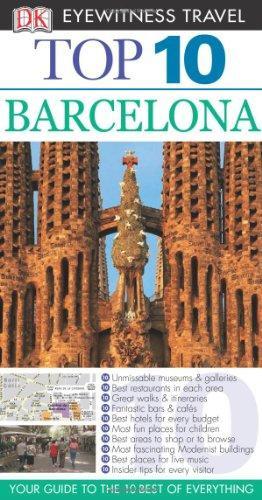 DK Eyewitness Top 10 Travel Guide: Barcelona #1