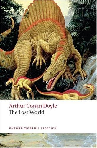 The Lost World   Конан Дойл Артур #1