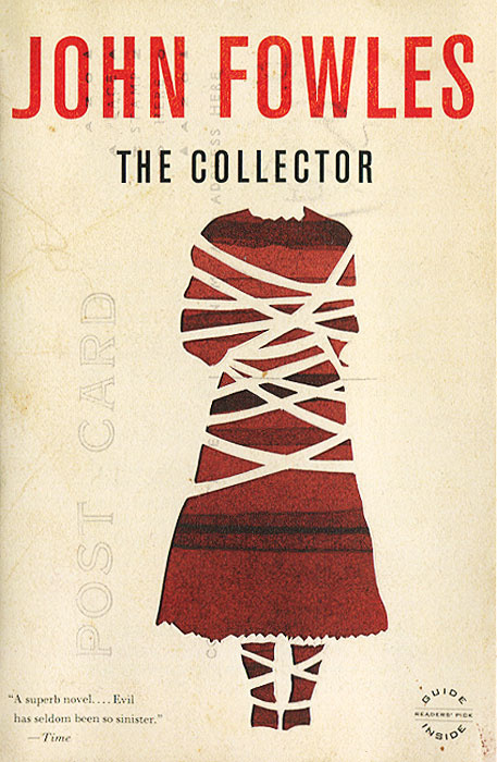 The Collector   Фаулз Джон #1