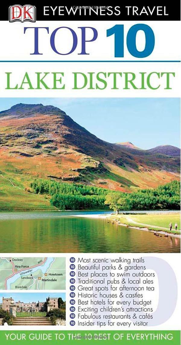DK Eyewitness Top 10 Travel Guide: Lake District #1