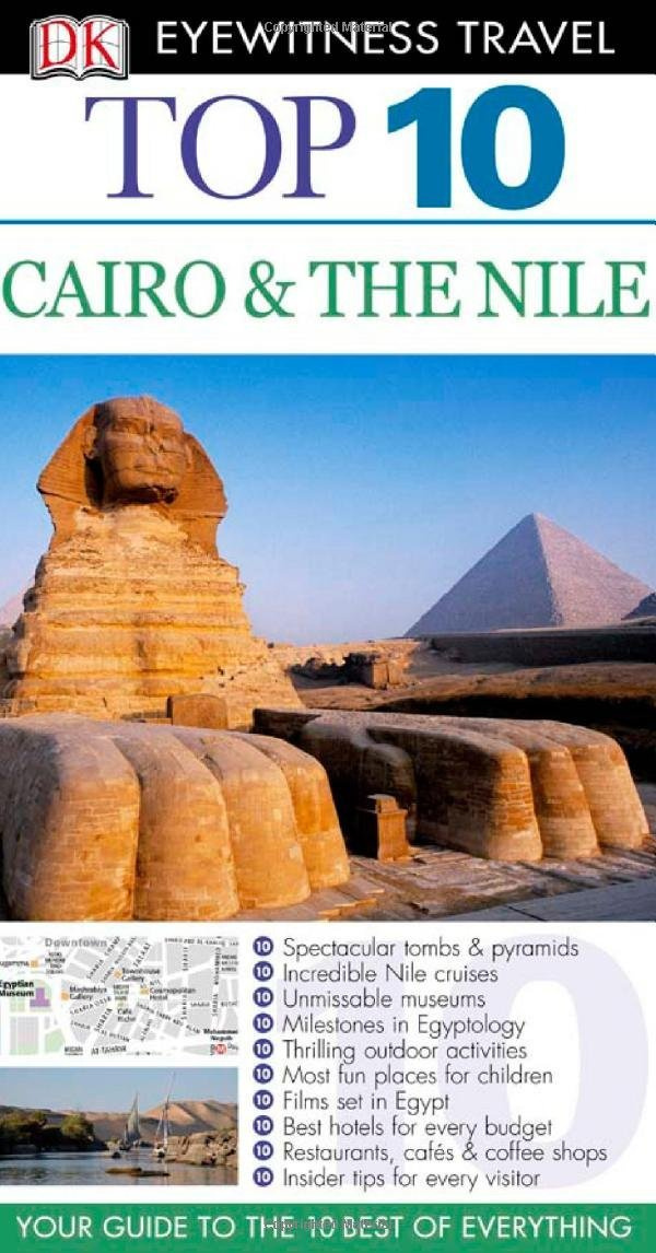 DK Eyewitness Top 10 Travel Guide: Cairo & The Nile #1