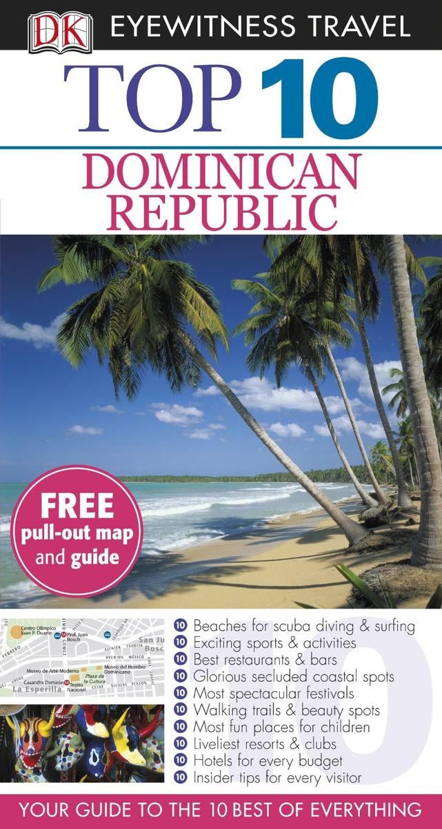 DK Eyewitness Top 10 Travel Guide: Dominican Republic #1