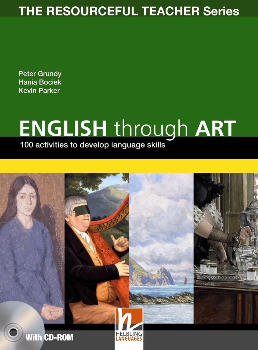 English through Art (+ CD-ROM) | Grundy Peter, Bociek Hania #1