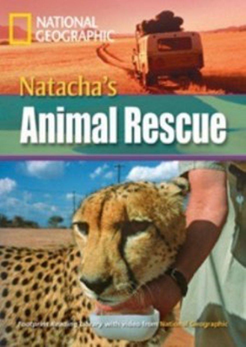 Footprint Reading Library 3000: Natacha's Animal Rescue (+ Multi-ROM) | Waring Rob #1