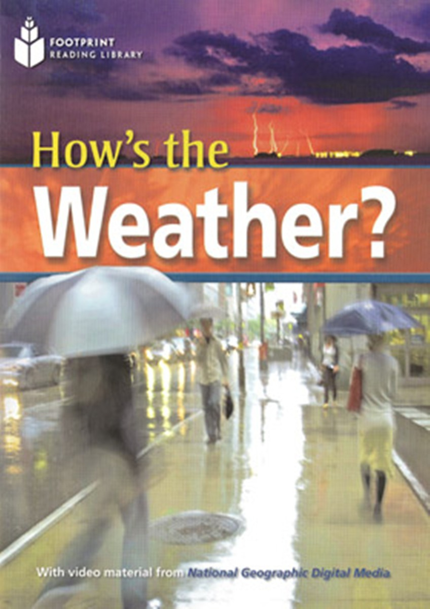 Footprint Reading Library 2200: How's The Weather? (+ Multi-ROM)  | Waring Rob #1
