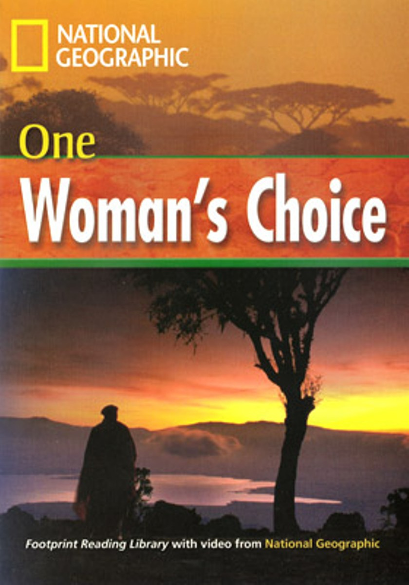 Footprint Reading Library 1600: One Womans Choice (+ Multi-ROM) | Waring Rob #1