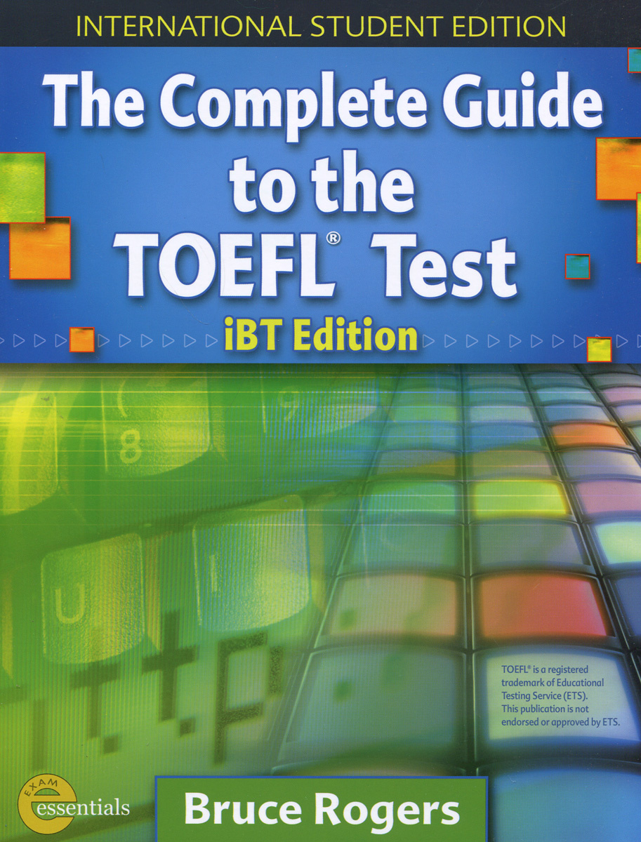 Complete Guide To TOEFL Student's Book (+ CD-ROM) | Роджерс Брюс #1