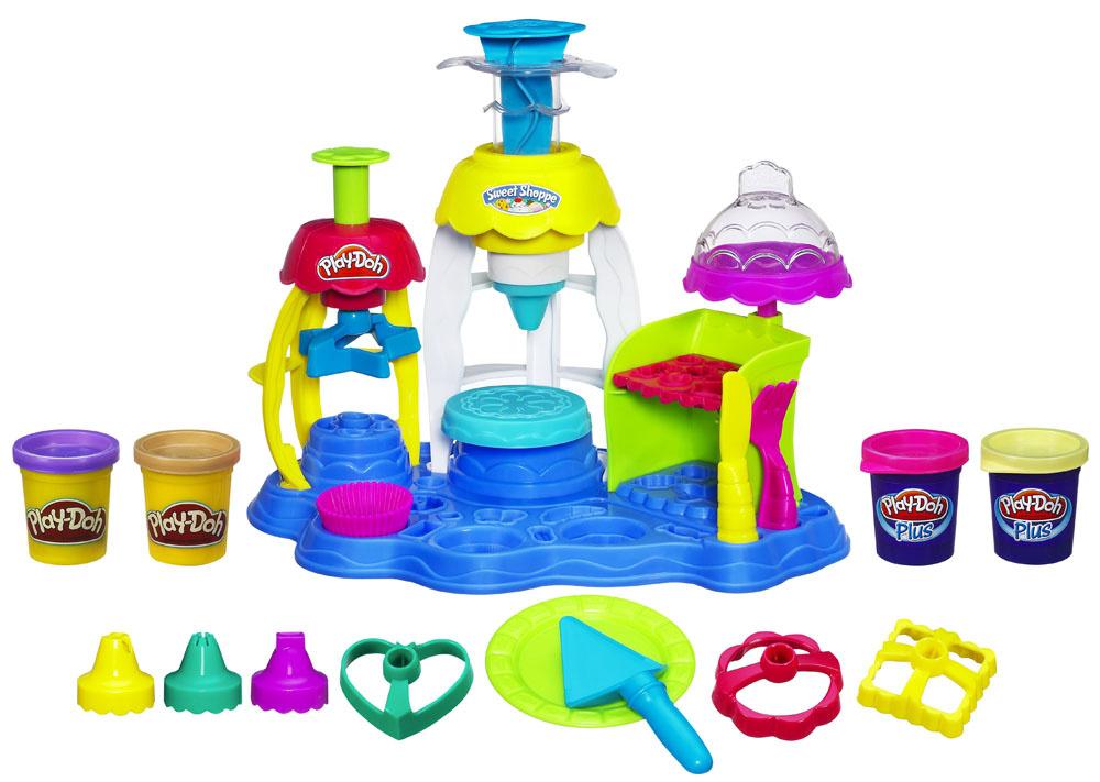 Play-Doh Игровой набор Фабрика пирожных #1