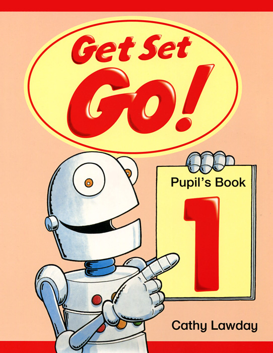 Get Set - Go! Level 1: Pupil's Book | Lawday Cathy #1