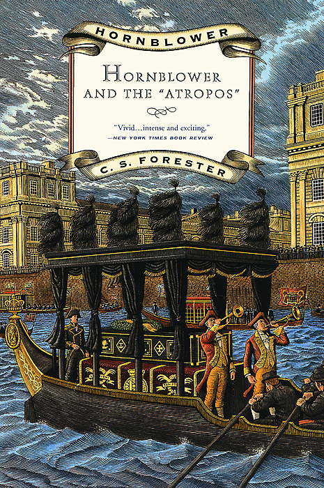 Hornblower and the Atropos #1