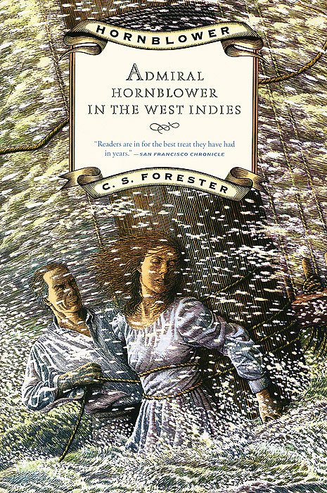 Admiral Hornblower in the West Indies #1