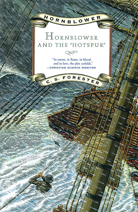 "Hornblower and the ""Hotspuk"" #1"