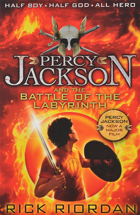 Percy Jackson and the Battle of the Labyrinth #1