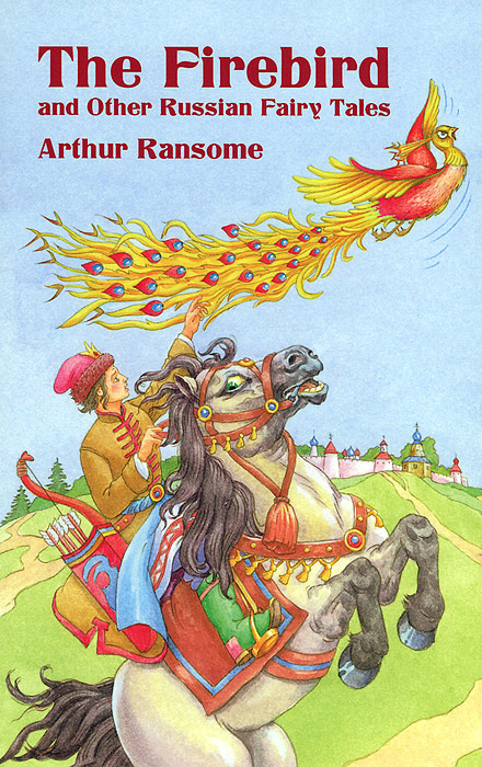The Firebird and Other Russian Fairy Tales #1
