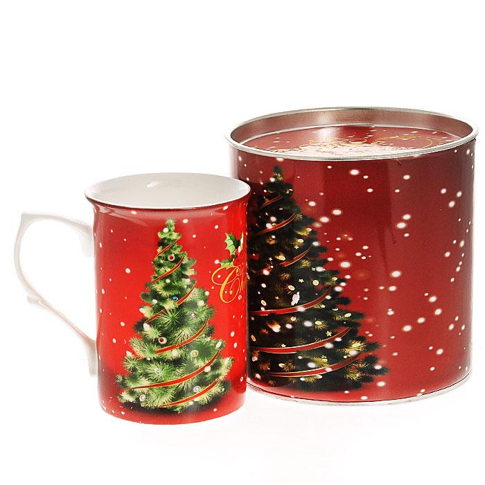 """Новогодняя кружка """"Merry Christmas"""", 280 мл, в ..."""