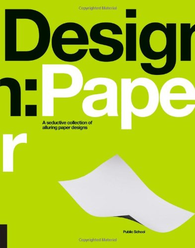 Design: Paper: A Seductive Collection of Alluring Paper Designs | Public School Boys' Chorus #1