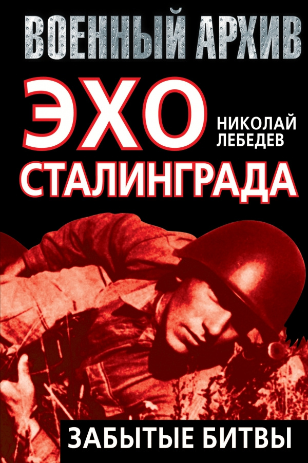 Эхо Сталинграда. Забытые битвы | Лебедев Николай Викторович  #1