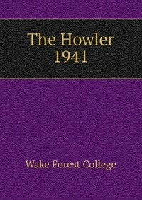 The Howler #1