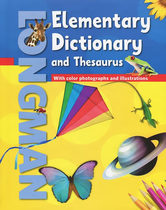 Longman Elementary Dictionary and Thesaurus #1
